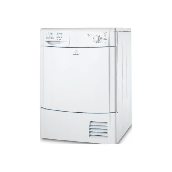 Assecadora Condensació INDESIT IDC75BEU 7Kg Blanca
