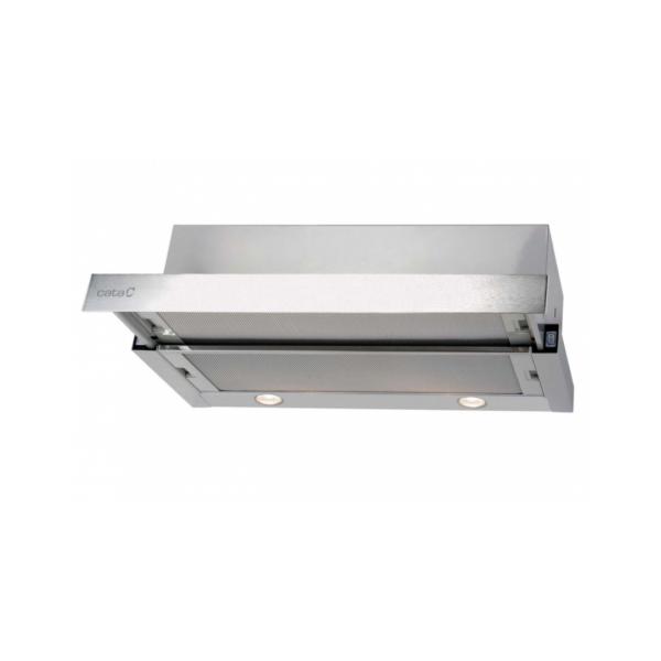 Campana de cuina CATA TF 2003 DurAlum 600 Extraíble d'instal·lació en moble de 60 cm i acer inoxidable