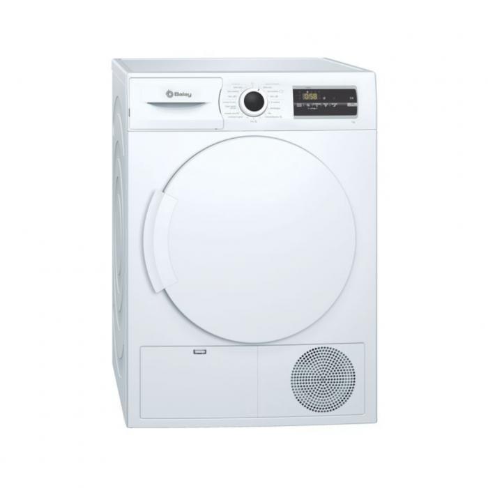Assecadora condensació BALAY 3SC377B 7Kg Blanc