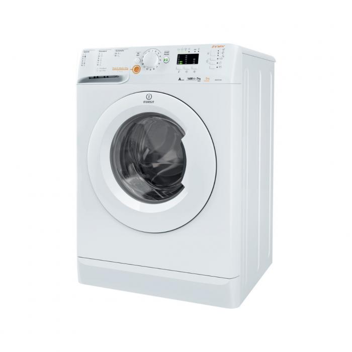 Rentadora secadora Indesit XWDA 751480X